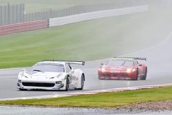 #38 Scuderia Vittoria Ferrari 458 Italia: Jay Palmer, David McDonald, Alessandro Bonetti