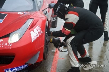 #20 SOFREV ASP Ferrari 458 Italia: Jean-Luc Beaubelique, Patrice Goueslard, Ludovic Badey