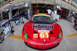 #61 AF Corse-Waltrip Ferrari F458 Italia
