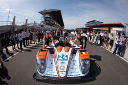 #24 Oak Racing Morgan Judd