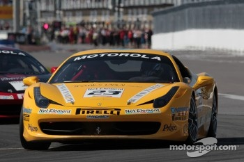 Onofrio Triarsi Ferrari of Central Florida 458TP