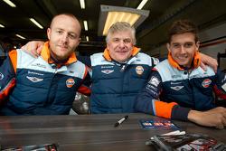 Autograph session: Olivier Pla, Jacques Nicolet and Matthieu Lahaye