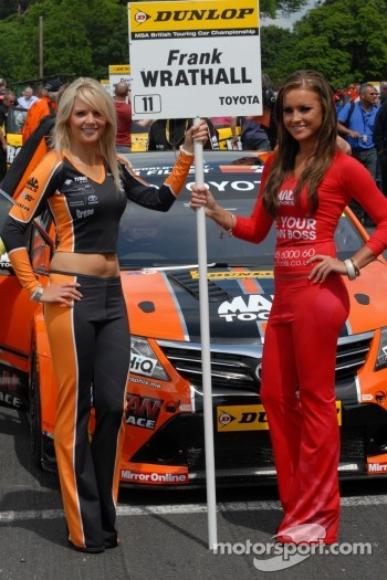 Dynojet Grid Girls