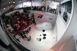 Audi Pressconference