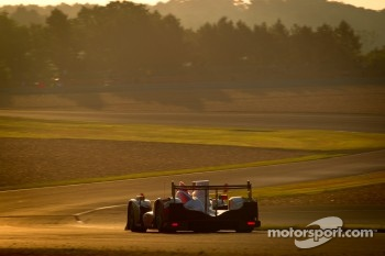 #25 ADR-Delta Oreca 03 Nissan: John Martin, Jan Charouz, Tor Graves