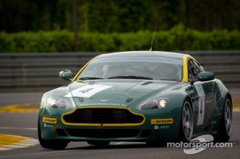 Aston Martin Le Mans Festival: Arnold Herreman, Jean-Paul Herreman