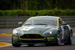 Aston Martin Le Mans Festival: Arnold Herreman, Jean-Paul Herreman