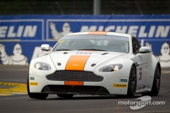 Aston Martin Le Mans Festival: Richard Taffinder, Tim Eakin