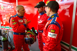 Rui Aguas, Brian Vickers and Robert Kauffman