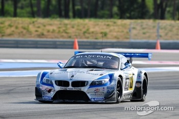 #79 Ecurie Ecosse BMW Z4 GT3: Joe Twyman, Marco Attard, Ollie Millroy