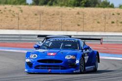 #80 Emil Frey Racing Emil Frey Jaguar XK: Fredy Barth, Gabriele Gardel, Lorenz Frey