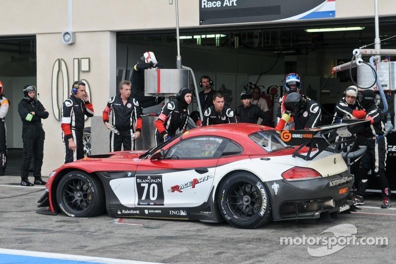 70 Race Art Bmw Z4 Gt3 Roger Grouwels Nick Catsburg