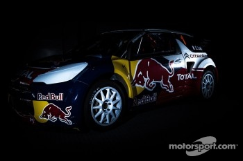 Specially designed Citroën DS3 for Sébastien Loeb at the X-Games