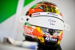 Helmet of Jules Bianchi, Sahara Force India F1 Team Third Driver