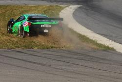 #01 Extreme Speed Motorsports Tequila Patron, Ferrari F458: Scott Sharp, Johannes van Overbeek