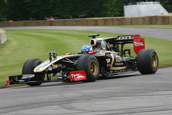 Nicolas Prost in Lotus