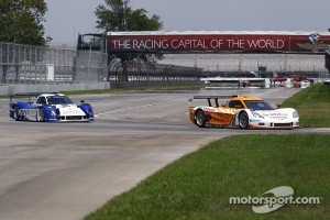 #10 Suntrust Racing Chevrolet Corvette Dallara DP: Max Angelelli, Ricky Taylor