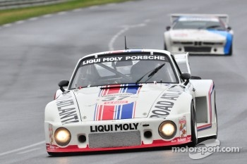 #37 Porsche 935: Henrik Lindberg, Andy Meyrick