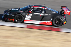 #33 Belgian Audi Club Team WRT Audi R8 LMS ultra: Oliver Jarvis, Frank Stippler