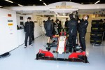 The Hispania Racing F1 Team, of Ma Qing Hua, Hispania Racing F1 Team, Test Driver