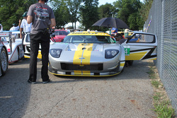 2006 Ford GT MKVII, Andrea Robertson