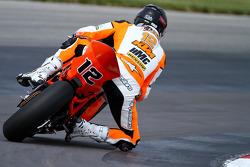 #12 KTM/HMC Racing, KTM RC8R: Stefan Nebel