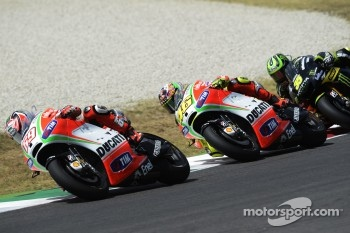 Nicky Hayden, Ducati Marlboro Team, Valentino Rossi, Ducati Marlboro Team