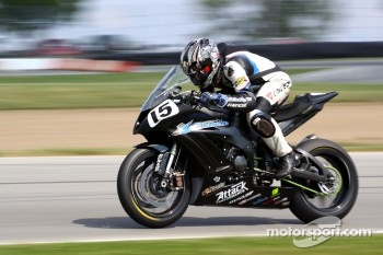 #15 Attack Performance, Kawasaki ZX-10R: Steve Rapp