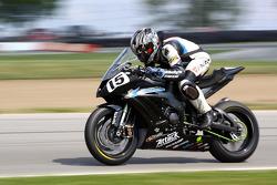 #15 Attack Performance, Kawasaki ZX-10R: Steve Rapp