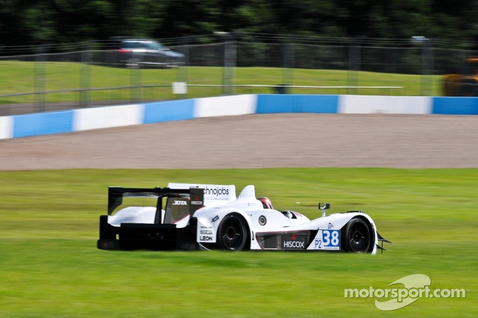 #38 JOTA Zytek Z11SN Nissan: Sam Hancock, Simon Dolan