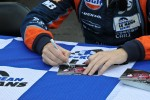 Autograph session