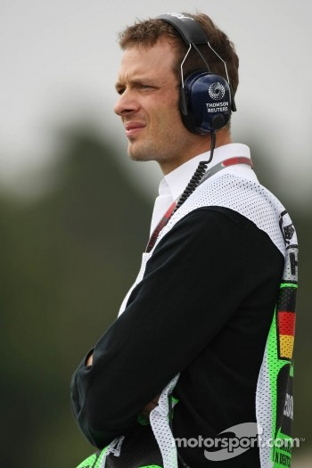 Alex Wurz, Alex Wurz, Williams Driver Mentor