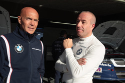 Tom Coronel, BMW 320 TC, ROAL Motorsport and Aldo Preo, ROAL Motorsport