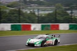 #24 Kondo Racing Nissan GT-R: Hironobu Yasuda, Bjorn Wirdheim