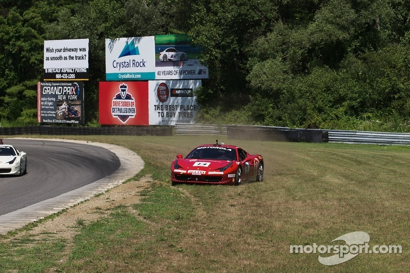 #13  Ferrari of Ontario 458CS: Mark Muzzo