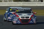 Tom Coronel, BMW 320 TC, ROAL Motorsport and Alberto Cerqui, BMW 320 TC, ROAL Motorsport