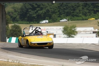 #62 1965 Lotus Elan: Alex Rorke