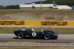 #57 1966 Lola T70 MkII : Lilo Zicron