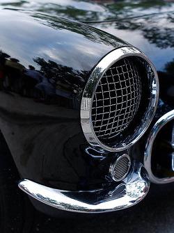 #23 1956 Corvette: Todd Stuckart