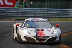 #12 ART Grand Prix McLaren MP4-12C GT3: Gregoire Demoustier, Duncan Tappy, Mike Parisy, Ulric Amado