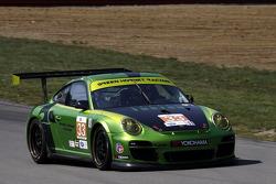 #33 Green Hornet Racing Porsche 911 GT3 Cup: Patrick Huisman, Bob Faieta