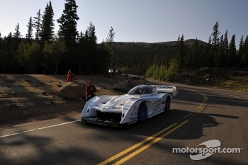Hill Climb race at Pikes Peak in Colorado Springs