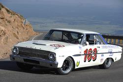 #163 Ford Falcon Spirit: Keith Davidson