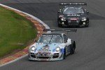 #75 ProSpeed Competition Porsche 997 GT3 R: Marc Goossens, Xavier Maassen, Marc Hennerici  