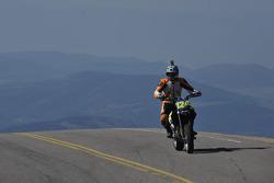 #124 KTM: Chris Carr