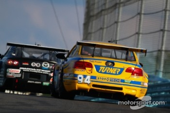 # 94 Turner Motorsport BMW M3: Bill Auberlen, Paul Dalla Lana, Billy Johnson
