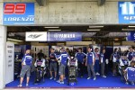 Yamaha team area