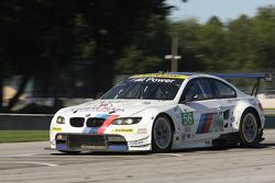 #56 BMW Team RLL BMW E92 M3: Dirk Muller, Jonathan Summerton