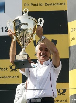 Podium, Charly Lamm, Teammanager BMW Team Schnitzer