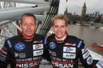 Alex and Martin Brundle